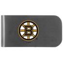 Siskiyou Buckle Boston Bruins Logo Bottle Opener Money Clip, HMC20BP