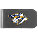 Siskiyou Buckle Nashville Predators Logo Bottle Opener Money Clip, HMC40BP