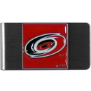Siskiyou Buckle HMCL135 Carolina Hurricanes? Steel Money Clip