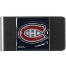 Siskiyou Buckle HMCL30 Montreal Canadiens? Steel Money Clip