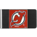 Siskiyou Buckle HMCL50 New Jersey Devils? Steel Money Clip