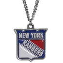 Siskiyou Buckle HN105N New York Rangers? Chain Necklace