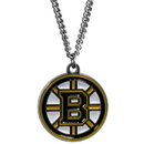 Siskiyou Buckle HN20N Boston Bruins? Chain Necklace