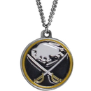 Siskiyou Buckle HN25N Buffalo Sabres? Chain Necklace
