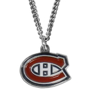 Siskiyou Buckle HN30N Montreal Canadiens Chain Necklace