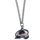 Siskiyou Buckle HN5SC Colorado Avalanche Chain Necklace with Small Charm