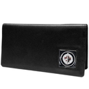 Siskiyou Buckle HNC155BX Winnipeg Jets; Leather Checkbook