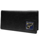 Siskiyou Buckle HNC15BX St. Louis Blues? Leather Checkbook Cover