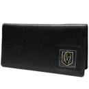 Siskiyou Buckle HNC165BX Las Vegas Golden Knights Leather Checkbook Cover