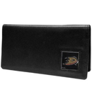 Siskiyou Buckle HNC55BX Anaheim Ducks? Leather Checkbook Cover