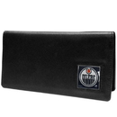 Siskiyou Buckle HNC90BX Edmonton Oilers? Leather Checkbook Cover
