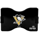 Siskiyou Buckle Pittsburgh Penguins RFID Wallet, HRIF100
