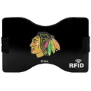 Siskiyou Buckle Chicago Blackhawks RFID Wallet, HRIF10