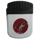 Siskiyou Buckle Arizona Coyotes Chip Clip Magnet, HRMC45