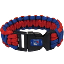Siskiyou Buckle HSUB105 New York Rangers Survivor Bracelet
