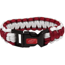 Siskiyou Buckle HSUB110 Detroit Red Wings Survivor Bracelet