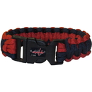 Siskiyou Buckle HSUB150 Washington Capitals Survivor Bracelet
