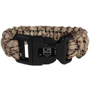 Siskiyou Buckle HSUB75TC Los Angeles Kings Camo Survivor Bracelet