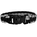 Siskiyou Buckle HSUB75 Los Angeles Kings Survivor Bracelet