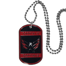 Siskiyou Buckle HTN150 Washington Capitals Tag Necklace