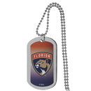 Siskiyou Buckle Florida Panthers Team Tag Necklace, HTNP95