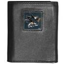 Siskiyou Buckle HTR115BX NHL Trifold Wallet in Box - San Jose Sharks