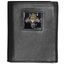 Siskiyou Buckle HTR95BX Florida Panthers? Deluxe Leather Tri-fold Wallet