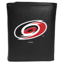 Siskiyou Buckle Carolina Hurricanes Tri-fold Wallet Large Logo, HTRL135