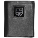 Siskiyou Buckle HTRN75 Los Angeles Kings? Leather Tri-fold Wallet