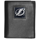 Siskiyou Buckle HTRN80 Tampa Bay Lightning? Leather Tri-fold Wallet