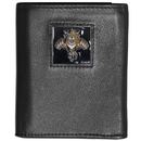 Siskiyou Buckle HTRN95 Florida Panthers? Leather Tri-fold Wallet