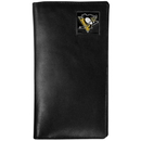Siskiyou Buckle HTW100 Pittsburgh Penguins Leather Tall Wallet