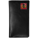 Siskiyou Buckle HTW10 Chicago Blackhawks Leather Tall Wallet