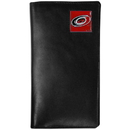Siskiyou Buckle HTW135 Carolina Hurricanes Leather Tall Wallet