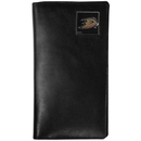 Siskiyou Buckle HTW55 Anaheim Ducks Leather Tall Wallet
