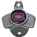Siskiyou Buckle HWBO30 Montreal Canadiens? Wall Mounted Bottle Opener