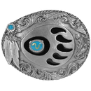 Siskiyou Buckle I2E Western Claw with Stone Enameled Belt Buckle