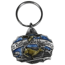Siskiyou Buckle KR108E Key Ring - I'd Rather Be Hunting