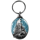 Siskiyou Buckle KR130E Key Ring - Eagle