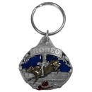 Siskiyou Buckle KR148E Key Ring - Rodeo