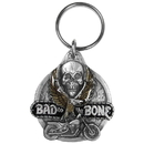 Siskiyou Buckle KR152E Key Ring - Bad To The Bone II