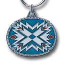 Siskiyou Buckle KR167E Key Ring - Southwestern Design