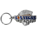 Siskiyou Buckle KR179E Key Ring - Las Vegas