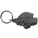 Siskiyou Buckle Las Vegas Metal Key Chain, KR179