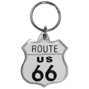 Siskiyou Buckle KR180E Key Ring - Route 66