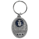 Siskiyou Buckle KR215E Key Ring - U.S. Air Force