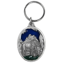 Siskiyou Buckle KR226E Key Ring - Buffalo