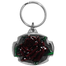 Siskiyou Buckle KR23E Key Ring - Rose