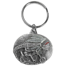 Siskiyou Buckle KRL9E Key Ring - Untamed Spirit