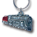Siskiyou Buckle KT6 Key Ring - Locomotive